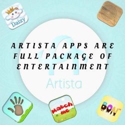 Artista apps are full package of entertainment